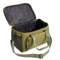 Outdoor Canvas Fishing Bag Fishing Tackle Shoulder Messenger Sport Bags