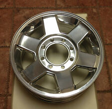 "17"" Dodge RAM 2500 3500 LARAMIE OEM POLISHED Wheel Rim 8 lug Rim 2383"
