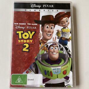 Toy Story 2 - Disney Pixar (DVD) Australia Region 4- NEW & SEALED