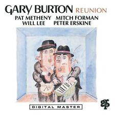 Gary Burton Reunion (1990, & Pat Metheny, Mitch Formann, Peter Erskine..) [CD]