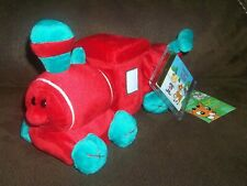 "NEW Rudolph MISFIT TRAIN ~ CVS Stuffins LARGE 12"" PLUSH Golden Book & Tags RARE!"
