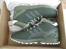 adidas torsion basket sneakers men's shoes  44 vert kaki ZX FLUX 5/8 CAMOUFLAGE