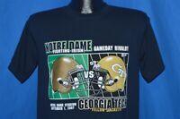 NOTRE DAME FIGHTING IRISH GEORGIA TECH GAME DAY SEPT 1 2007 t-shirt COLLEGE M