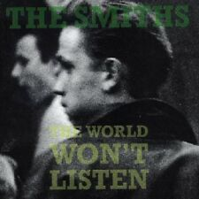 The Smiths World Won't Listen CD NEW SEALED Panic/Ask/London/Asleep/Unloveable+