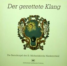 """LP SWF Landesstudio Freiburg """" Der gerettete Klang """" SWF101 - Neuwertig"""