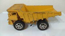Vintage 1960's Ertl 1:16 Haulpak 65 LeTourneau-Westinghouse Diecast Dump Truck