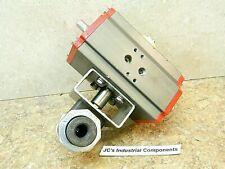 """Marpac  actuated ball valve   3/8"""" NPT   3000 CWP   3/8 CS E790 02JL"""