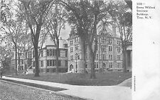 Troy Ny Emma Willard Seminary Buildings Pre-07 P/C