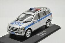 Rare !! Mercedes GL Russian Police Jeep 1/43 Minichmaps
