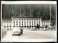 PHOTO ANNEES 50 .  HOTEL DU SAUT DES CUVES . XONRUPT-LONGEMER ..