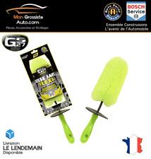 Brosse spéciale jantes Flexi + GS27 Résistante et flexible