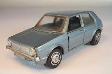 Schuco 1/43 Volkswagen VW Golf LS graublau/metallic #5045