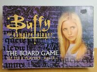 Buffy The Vampire Slayer The Board Game Susan Prescot Retro Up to 8 Players