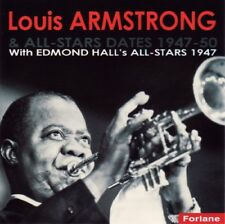 Louis ARMSTRONG  / WITH ALL STARS 1947-1950 / (1 CD) / Neuf