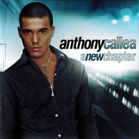 Anthony Callea – A New Chapter CD Sony BMG Music 2006 NEW