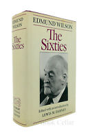 Edmund Wilson THE SIXTIES  1st Edition 2nd Printing