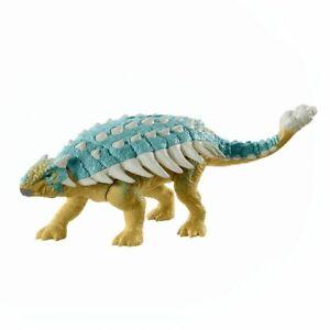 Jurassic World Roar Attack Ankylosaurus Dinosaur Children's Collectable Figure