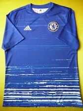 4.8/5 Chelsea FC Home Pre-Match Jersey KIDS 15-16 YEARS ORIGINAL ADIDAS AX7014