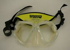 Mares X-Vision Scuba Mask DIN 7877B Clear
