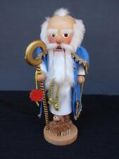 "STEINBACH NUTCRACKER ST PETRUS 16"" LIMITED NUMBERED EDITION AS IS RETIRED"