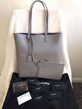 YSL YVES SAINT LAURENT Medium North South Shopping Tote Bag BRAND NEW!!