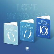 ARRIVING! WONHO -LOVE SYNONYM #2. RIGHT FOR US (1ST ALBUM) PT. 2 POB ON PACK