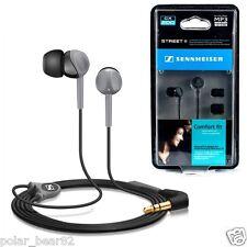 Sennheiser CX-200 STREET II STREET2 Dynamic Earphone Headphone (Black)