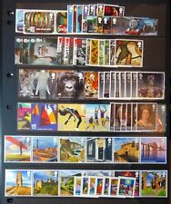 2011 Complete Commemorative Collection without M/Sheets Superb U/M - Free p&p