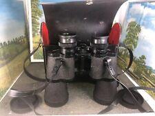 NICE Vintage Western Field Binoculars 7x50 357 Ft.@1000Yds.Art.No.35082 W/CAPS