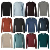 Ex M&S Mens V Neck Cashmilon™ Soft Knit New M&S Jumper Sweater Pullover