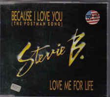 Stevie B-Because I Love You cd maxi single
