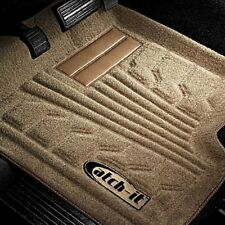For Chevy Silverado 1500 07-13 Lund Catch-It Carpet 1st Row Tan Floor Liners
