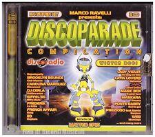 DISCOPARADE WINTER 2001 (CD DOPPIO) **COME NUOVO**