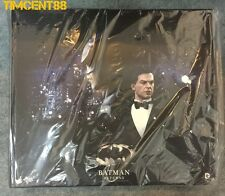 Ready! Hot Toys Batman Returns Batman Bruce Wayne Michael Keaton 1/6 Combo set