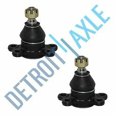 Pair (2) NEW Front Suspension Upper Ball Joint - Chevy Luv Isuzu Pickup Trooper