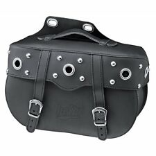 Held Layton High Quality Leather Saddlebags suitable for Harley-Davidson