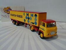 "Brekina 85150 # Scania LB 76 Sattelzug "" Scania-Vabis "" in gelb-rot 1:87 NEU"