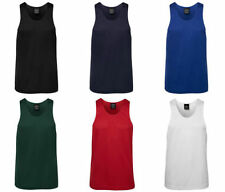 Polyester Basketball Activewear Tops for Men