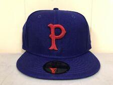 Brand New New Era Size: 7 1/8 (P) Logo Hat  BLUE/RED