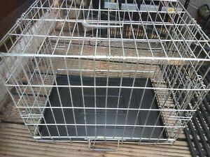 Heavy-duty Portable Dog / Pet Cage