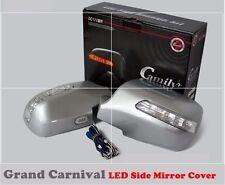 LED Light Side Mirror Cover (3 way) for KIA Grand Carnival  / Sedona (2006~2008)