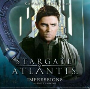 STARGATE ATLANTIS Big Finish Audio CD #2.2 - IMPRESSIONS (Kevan Smith)