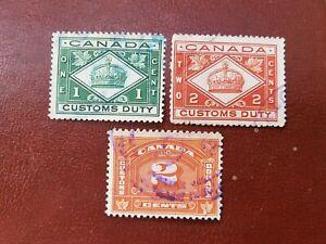 Schöne uralte klassik Briefmarken weltweit aus Kanada