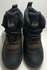Itasca 3M Thinsulate Insulation Men's Size 8 Brown Leather Boots