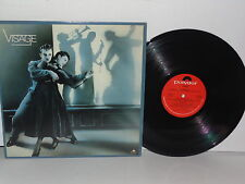 VISAGE LP Vinyl Steve Strange Midge Ure John McGeoch Billy Currie Rusty Egan
