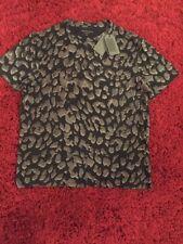All Saints Mens Designer T-shirt  F