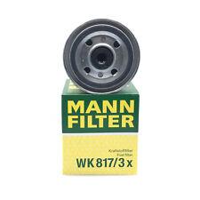 for mercedes w201 w124 s124 w126 c126 w140 v140 190d 300d fuel filter mann