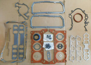 Detroit/Corteco 32714CS Full set gaskets Fits 1988 Ford 230 CID 6 Cyl engine