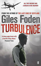 Turbulence by Giles Foden (Paperback) New Book