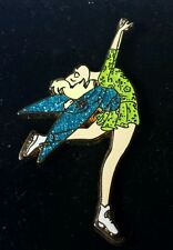 Tinker Bell Figure Skating Disney Auctions Pin Winter Sports Le 100 Rare Vhtf